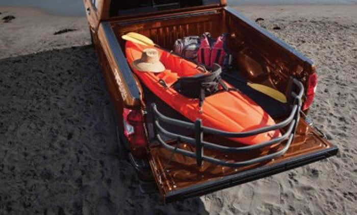 2020 Toyota Tundra 4X2 Bed Extender - Powder Coated - Aluminum