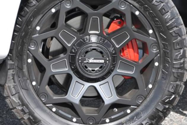 2020 Toyota Tundra 4X2 20inch Ultra Clash Wheel (Tires Not Included)