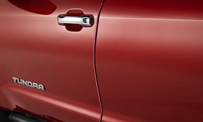 2020 Toyota Tundra 4X2 Door Edge Guard 03R3 - Double Cab