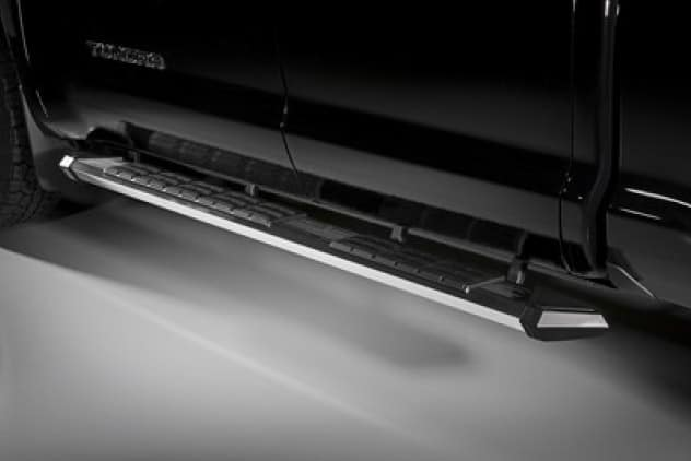 2020 Toyota Tundra 4X2 Stealth Stainless Running Boards - CM