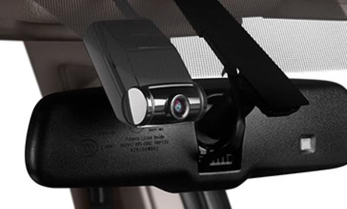 Toyota 4Runner Dash Camera