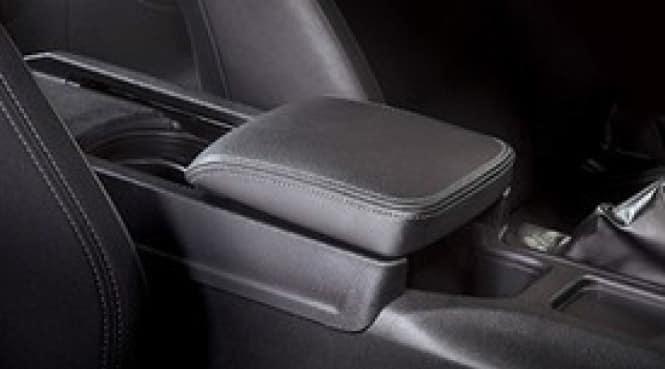 2020 Toyota 86 Center Armrest - Black