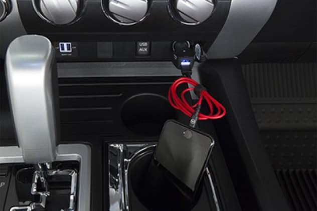 2020 Toyota 86 Phone Cable & Charge Package