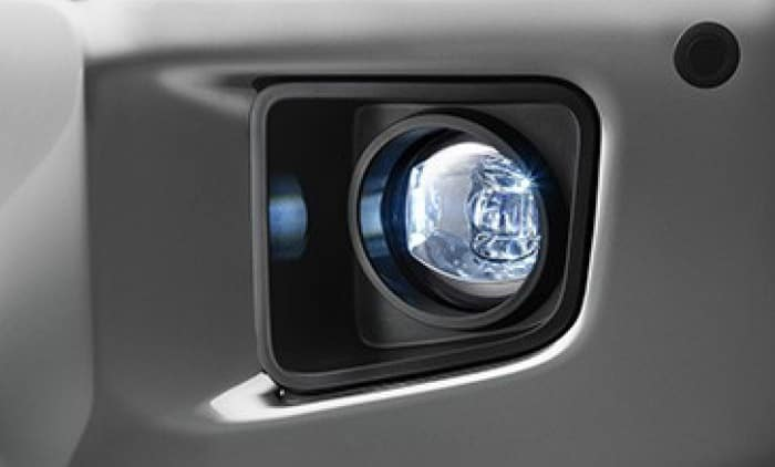 2020 Toyota Tacoma 4X2 LED Fog Light (C-HR will require PT413-1C191)