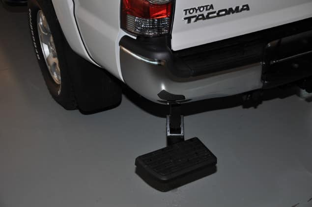 2020 Toyota Tacoma 4X2 Bed Step