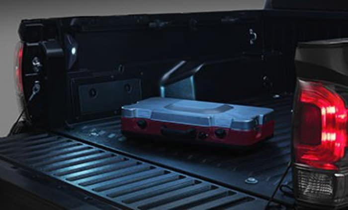 2020 Toyota Tacoma 4X2 Cargo Bed LED Lights