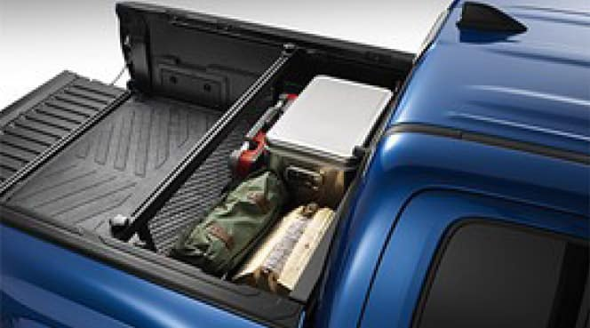 2020 Toyota Tacoma 4X2 5-In Oval Tube Steps - Chrome - Access Cab