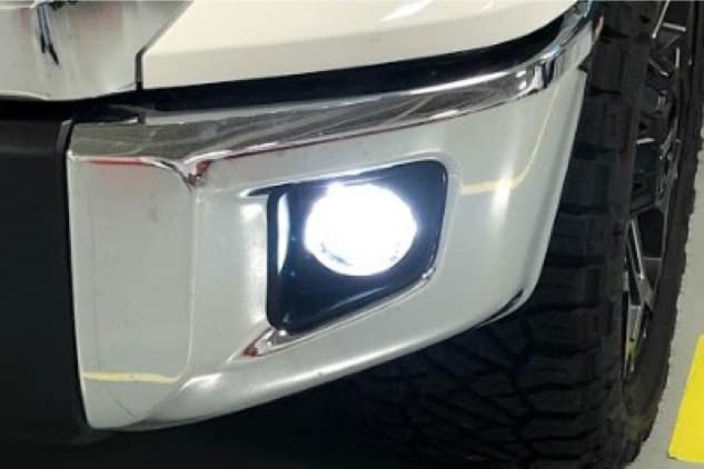 2020 Toyota Tacoma 4X2 2 in 1 LED Projector Fog Lights