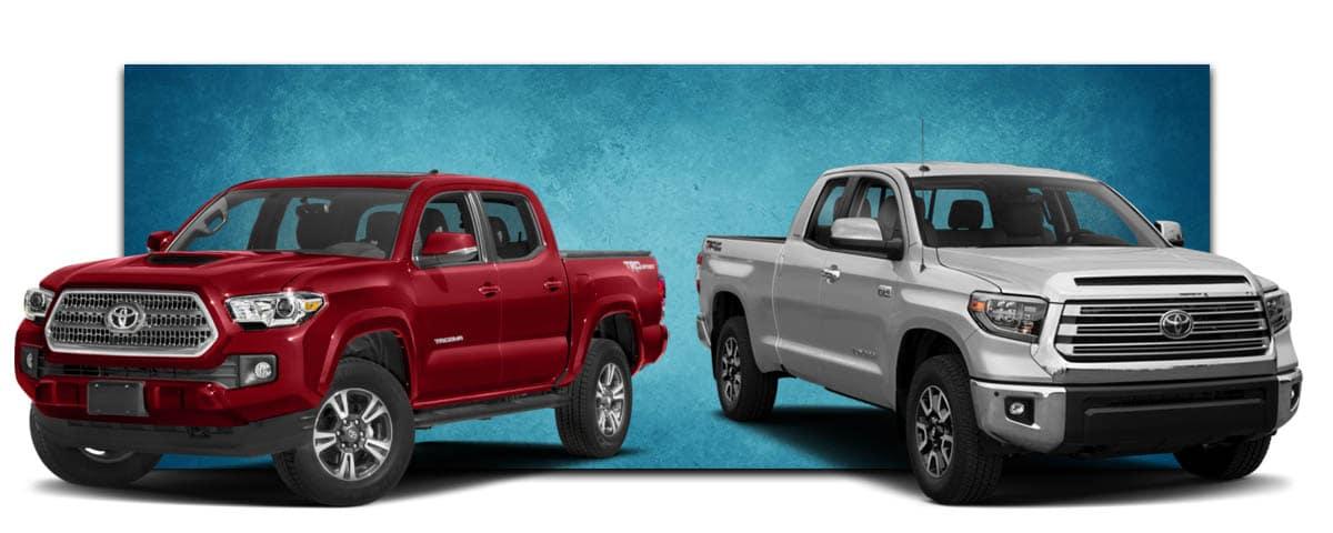 2018 Toyota Trucks