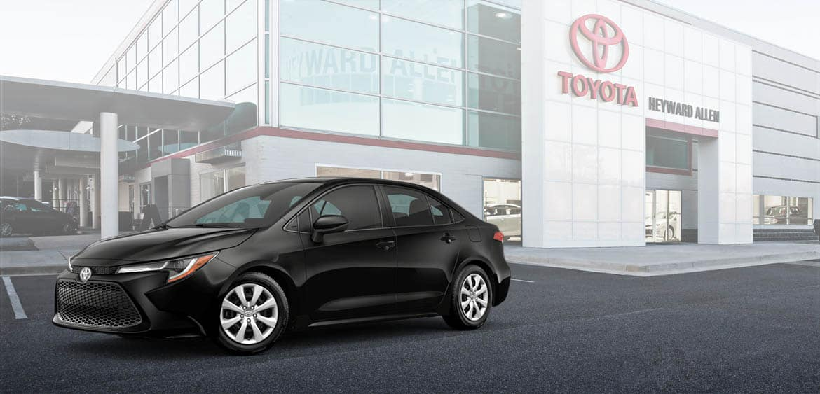 2021 Toyota Corolla Lease Special