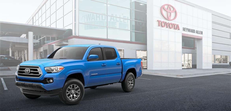 2021 Toyota Tacoma Lease Special