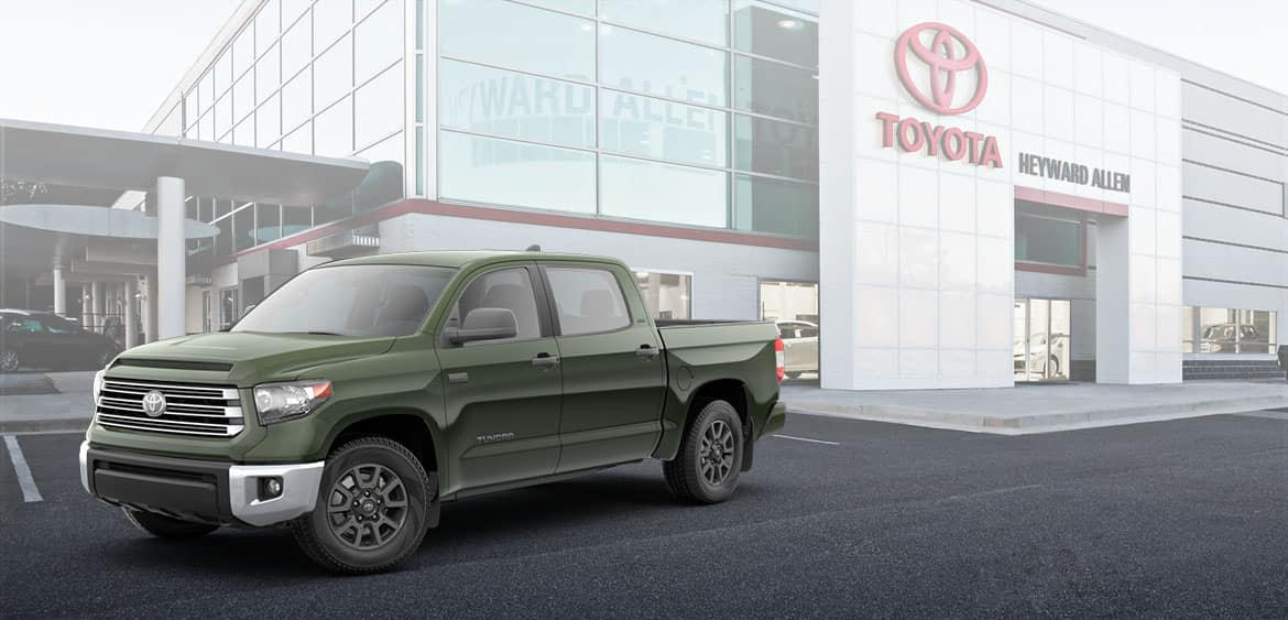 2020 Toyota Tundra Lease Special