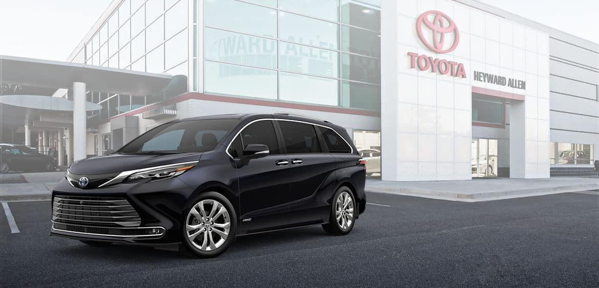 2019 Toyota Sienna Lease Special