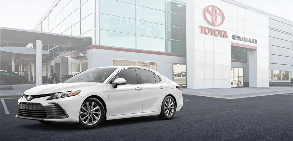 2022 Toyota Camry Lease Special
