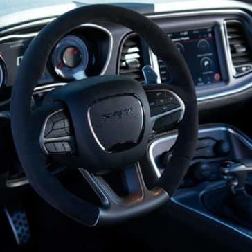 2019 Dodge Challenger Steering Wheel