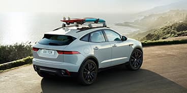 Jaguar E-PACE Back