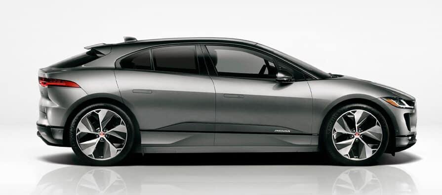 jaguar i-PACE grey