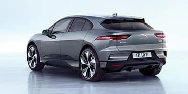 Jaguar I-PACE back