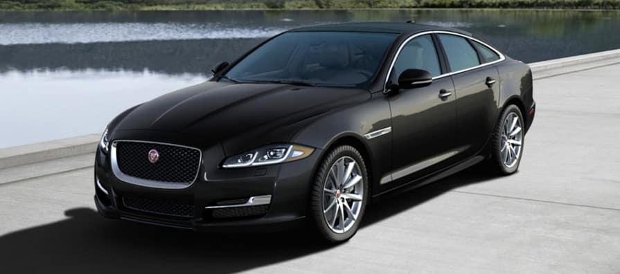 Jaguar-XJ-black