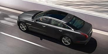 Jaguar-XJ-side