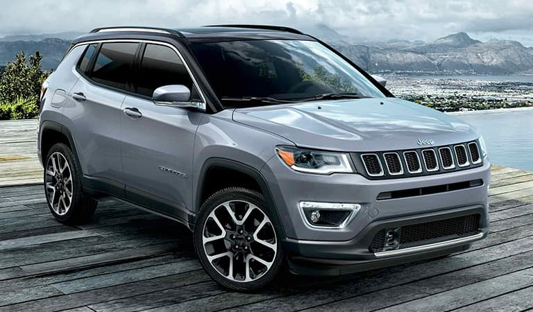 New 2020 Jeep Compass Dade City Florida