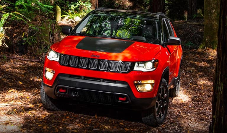New 2020 Jeep Compass Dade City FL