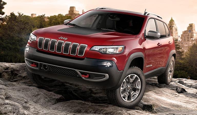 New 2020 Jeep Cherokee Dade City Florida