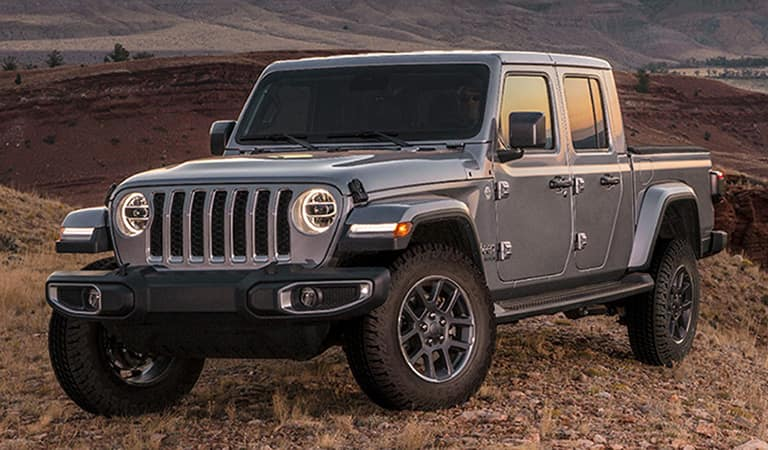 New 2020 Jeep Gladiator Dade City FL