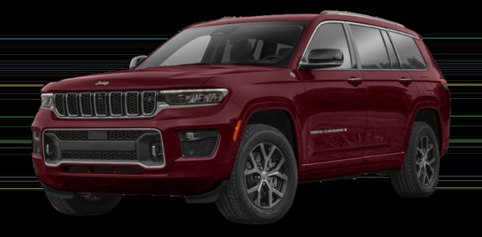 2021 Jeep Grand Cherokee L Jim Browne CDJR Dade City