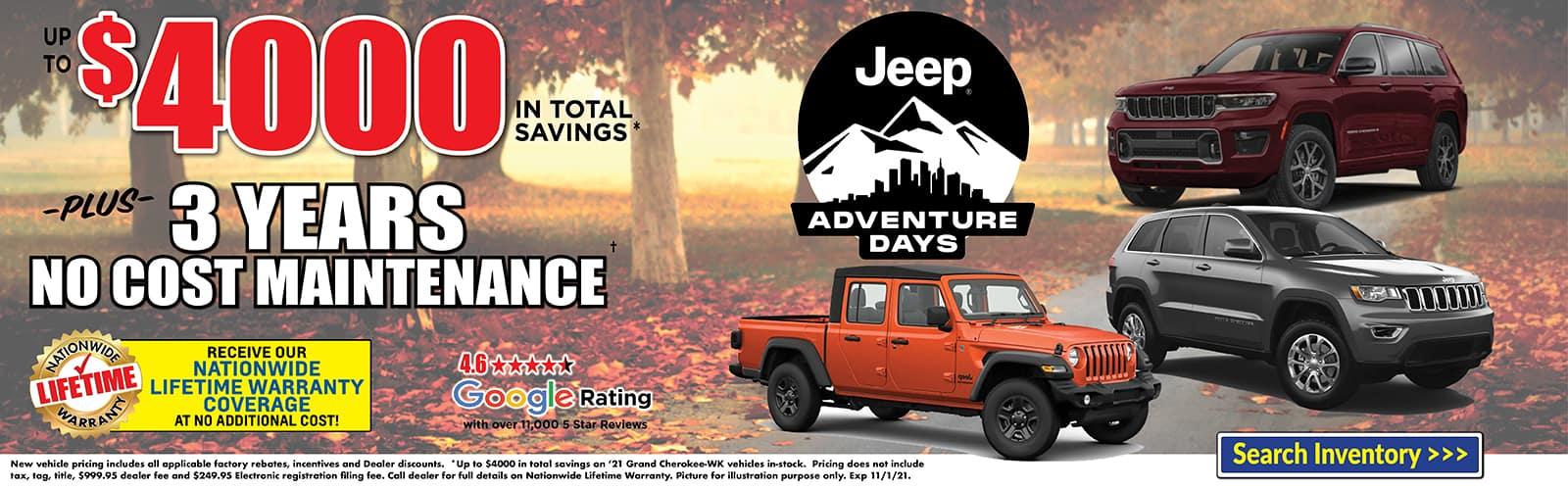 jeep slide