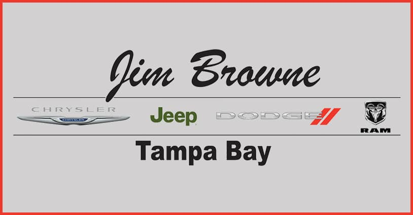 Why Buy At Jim Browne CDJR Tampa Bay