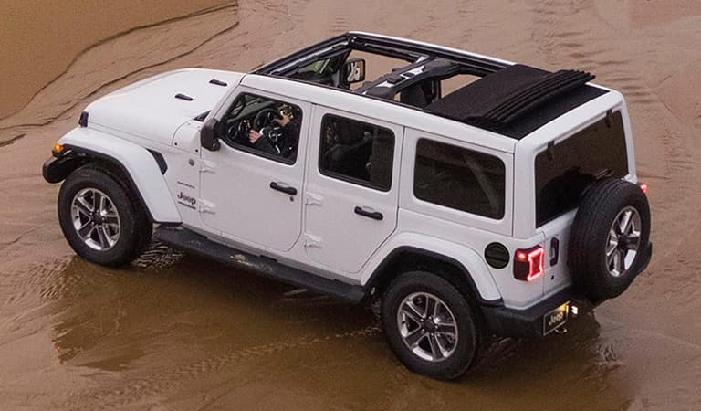 New 2020 Jeep Wrangler Tampa Bay Florida