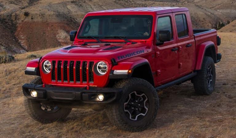 New 2020 Jeep Gladiator Tampa Florida