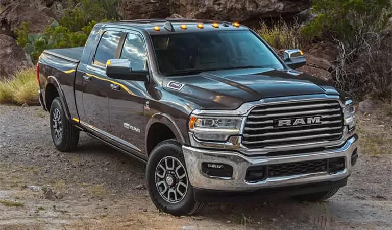 New 2021 Ram 2500 Tampa FL
