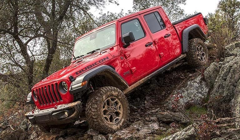 New 2021 Jeep Gladiator Tampa FL