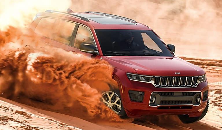 New 2021 Jeep Grand Cherokee L Tampa FL