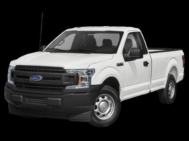 2020 Ford F-150 Comparison Image