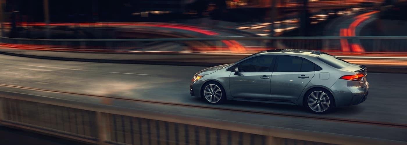2020 Toyota Corolla High Beams