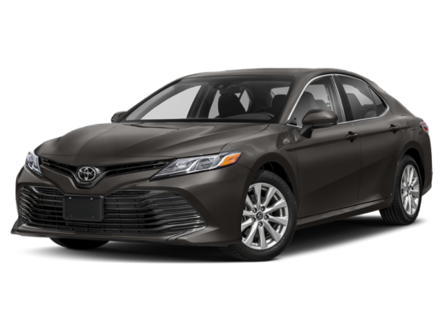 2020 Toyota Camry grey