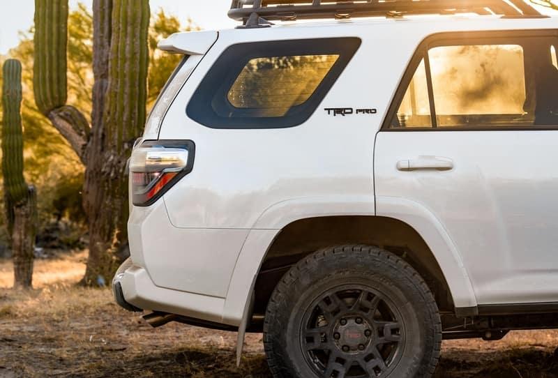 2020 Toyota 4Runner Back