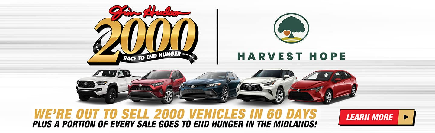 JH 2000 OFFER - RACE TO END HUNGER