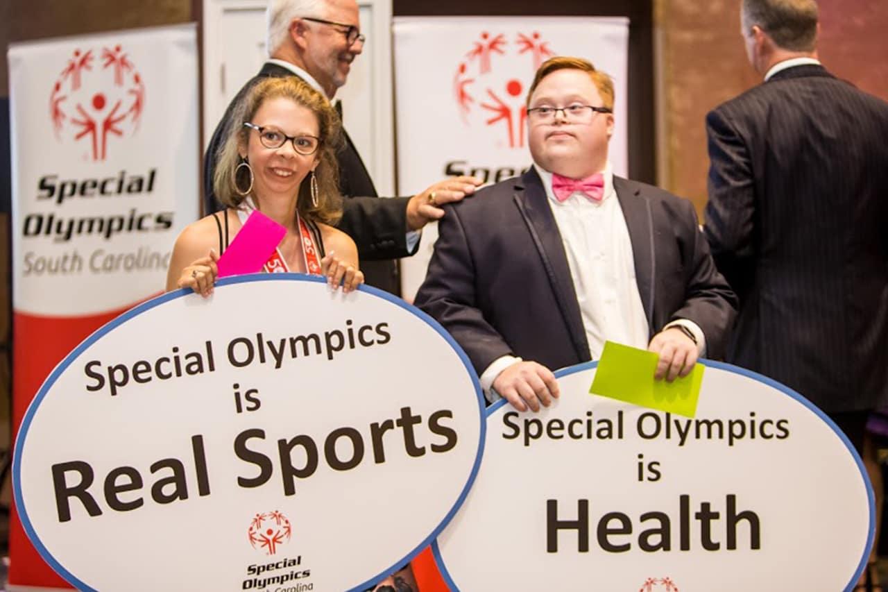 Special Olymptics Jim Hudson Charity