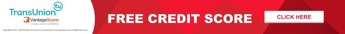 Free Credit Score: iPrecheck