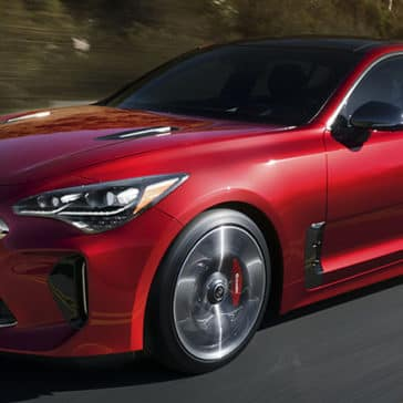 Kia Stinger Wheels