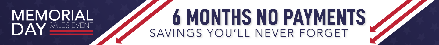 6 Month No Payments