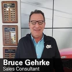 Bruce Gehrke