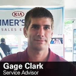 Gage Clark