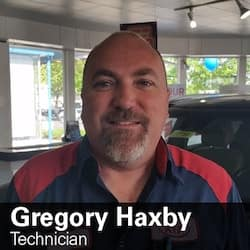Gregory Haxby