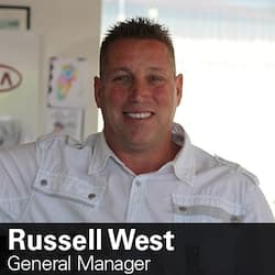 Russell West
