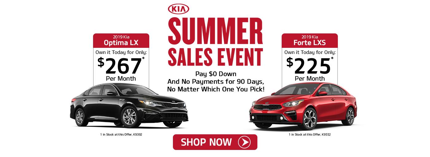 Kiefer Kia Kia And Used Car Dealer In Eugene Or